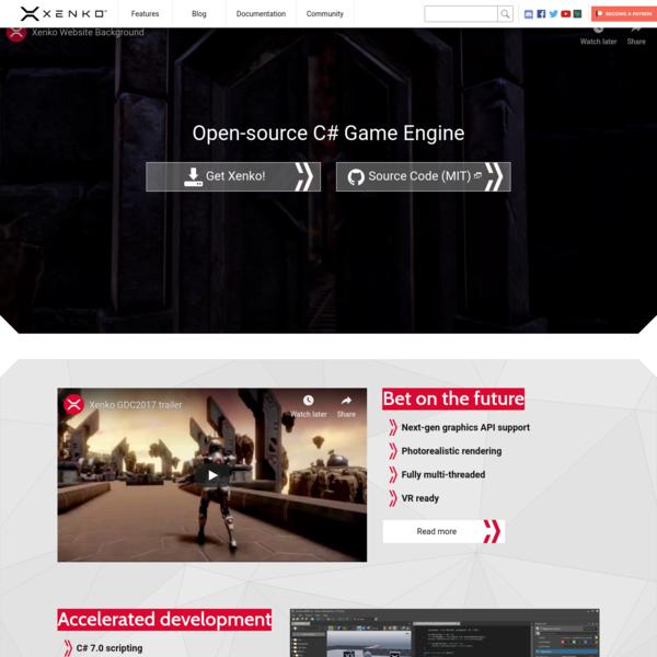 Are na / games engines & frameworks