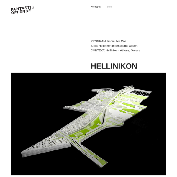 HELLINIKON - Fantastic Offense