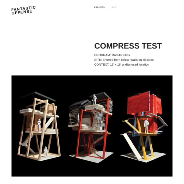 COMPRESS TEST - Fantastic Offense