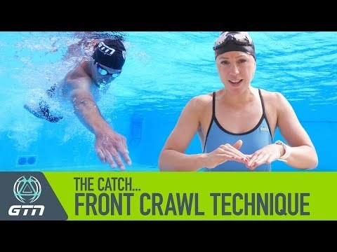 Swimming fast is a combination of fitness and technique, one is about physical hard work the other more mental. We are going to be looking into the catch part of front crawl and showing how you can improve this important part of the stroke.