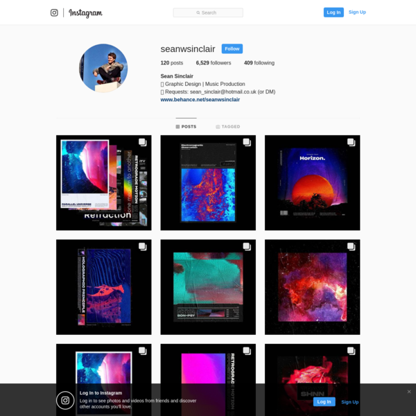 6,529 Followers, 409 Following, 120 Posts - See Instagram photos and videos from Sean Sinclair (@seanwsinclair)