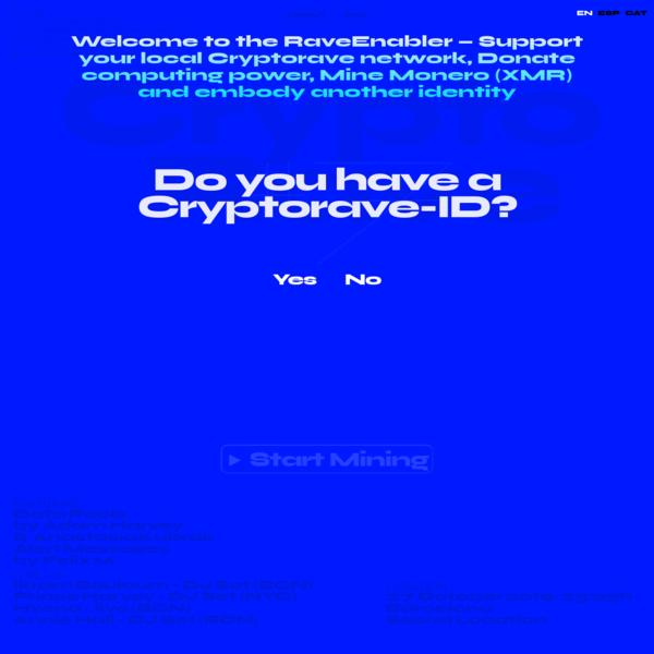 Cryptorave #7 - 0b673cce.xyz