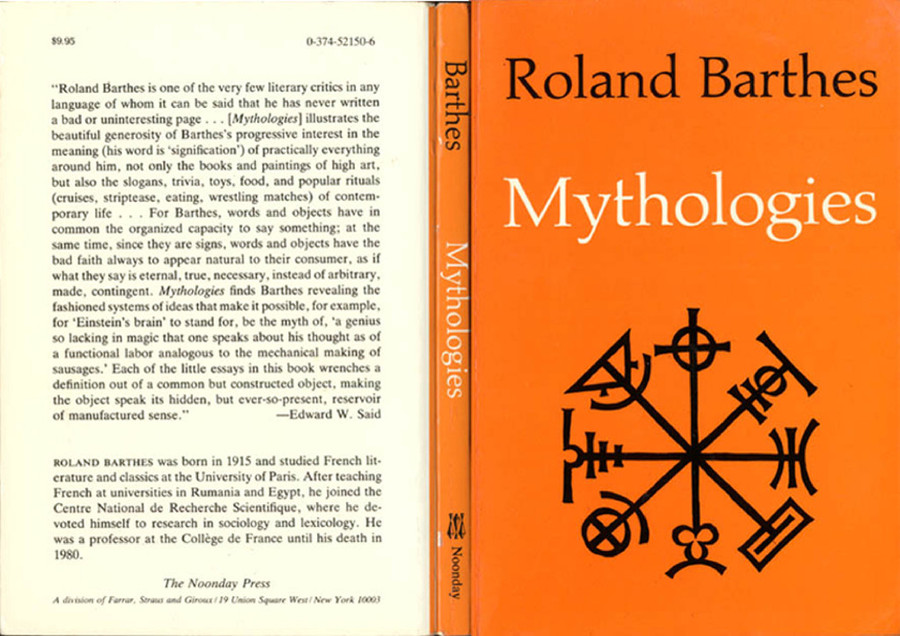 death author roland barthes essay Which roland barthes essay is the works can i use to refute roland barthes' death of the author thoughts on roland barthes's essay the death of the.