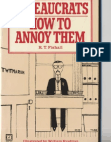 Bureaucrats: How to annoy them - R. T. Fishall - 0099293706