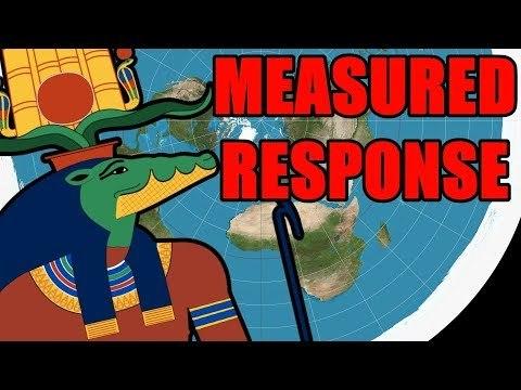 Flat Earth: A Measured Response