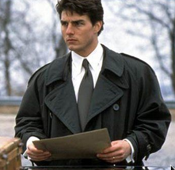 Tom Cruise, The Firm (1993)