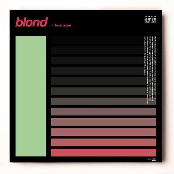 "17 Likes, 1 Comments - miguel angelo (@lil.miggi) on Instagram: ""Blond - Frank Ocean. . . . . . #blond #frankocean #music #graphicdesign #vhs #portfolio #vynil"""