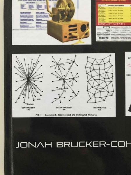 Deconstructing networks - Jonah Brucker-Cohen
