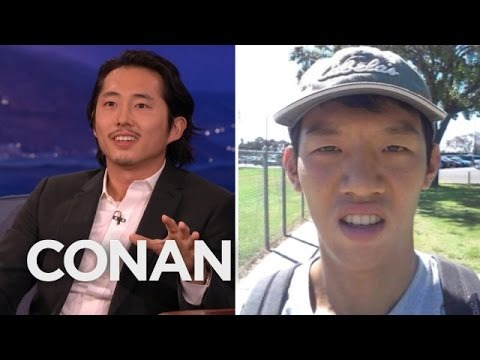 CONAN Highlight: Steven is a Redditor on mission, and he's got a bunch of mixed-race look-alikes to prove his point. More CONAN @ http://teamcoco.com/video Team Coco is the official YouTube channel of late night host Conan O'Brien, CONAN on TBS & TeamCoco.com.