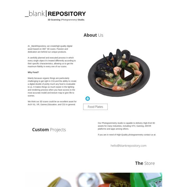 _blankRepository