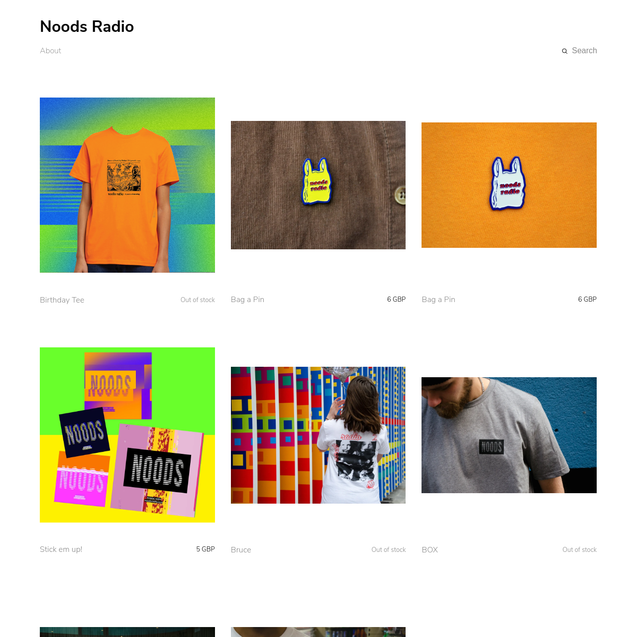 noods radio stream