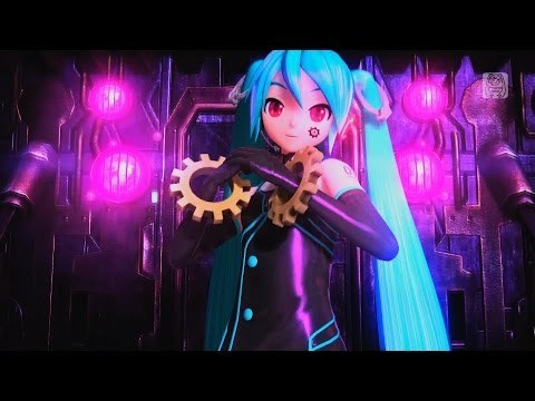 [1080/60fps Compilation] Sadistic.Music∞Factory - Hatsune Miku 初音ミク English Romaji Project DIVA FT