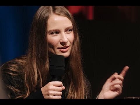 Kara-Lis Coverdale Lecture (Berlin 2018) | Red Bull Music Academy