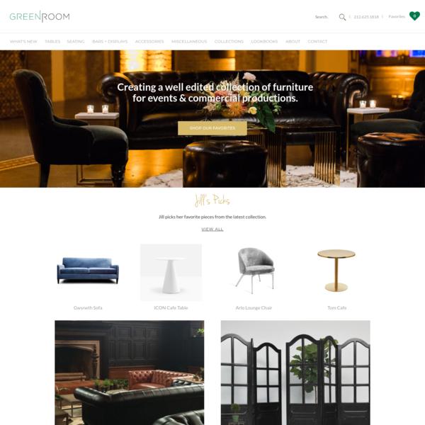 Home - Greenroom