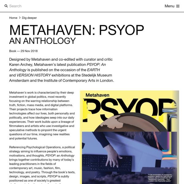 METAHAVEN: PSYOP