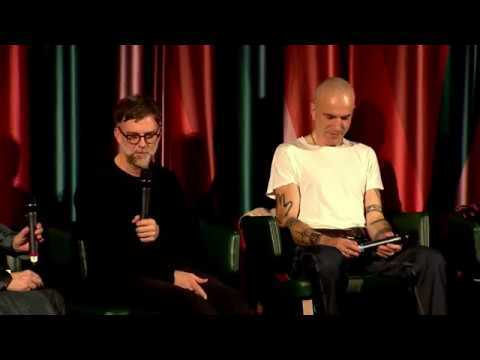 Paul Thomas Anderson And Phantom Thread Cast Q&A Interview Daniel Day Lewis Johnny Greenwood