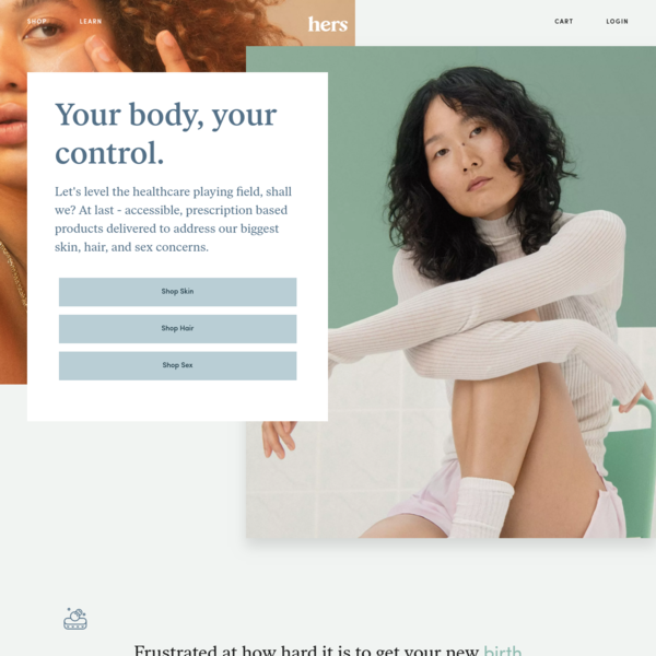 Hers for Women's Health