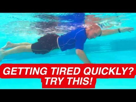How to swim faster with this easy technique! This video teaches you how to conserve and maximize your energy to improve your endurance. In this video, you will learn how to swim faster and efficiently! You will never struggle with swimming faster ever again after watching this easy technique!