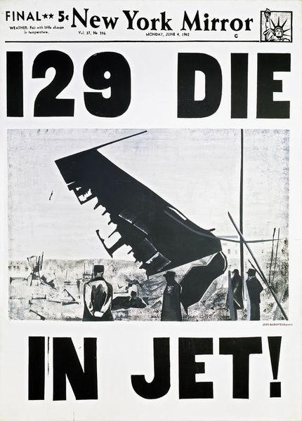 Warhol: 129 Die in Jet!