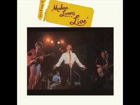 Jonathan Richman & The Modern Lovers - Morning of Our Lives