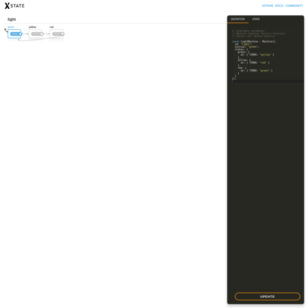 XState Visualizer