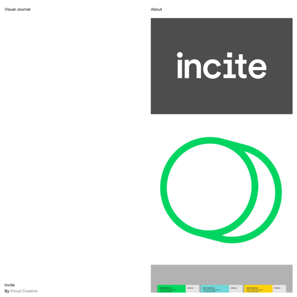 Incite by Proud Creative
