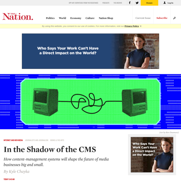 In the Shadow of the CMS
