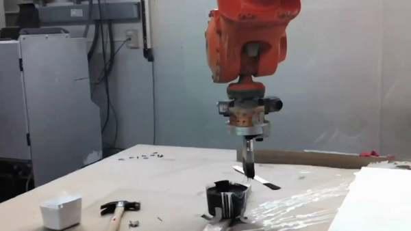 Robokline - Rob Arch 2012 Video Contribution