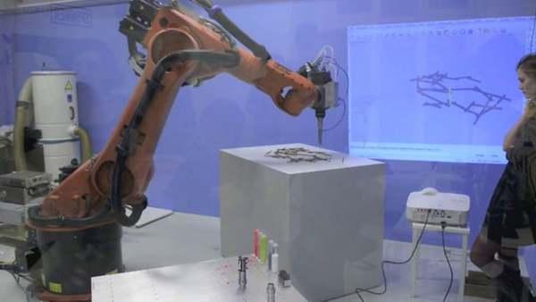 Rob Arch 2012: Robot Workshop TU Vienna