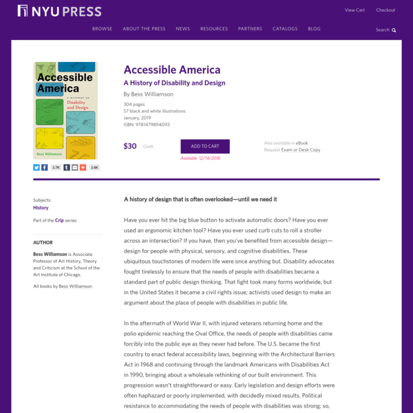 Books - NYU Press