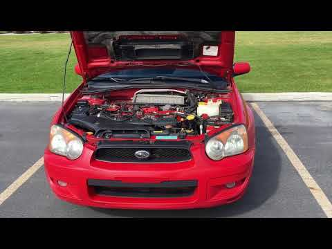 Buying a Used WRX: Common Problems