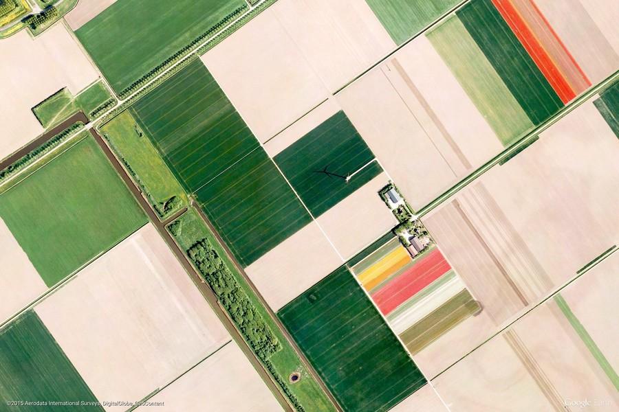 Zeewolde, The Netherlands (Google Earth View 5654)