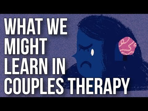 What We Might Learn in Couples Therapy