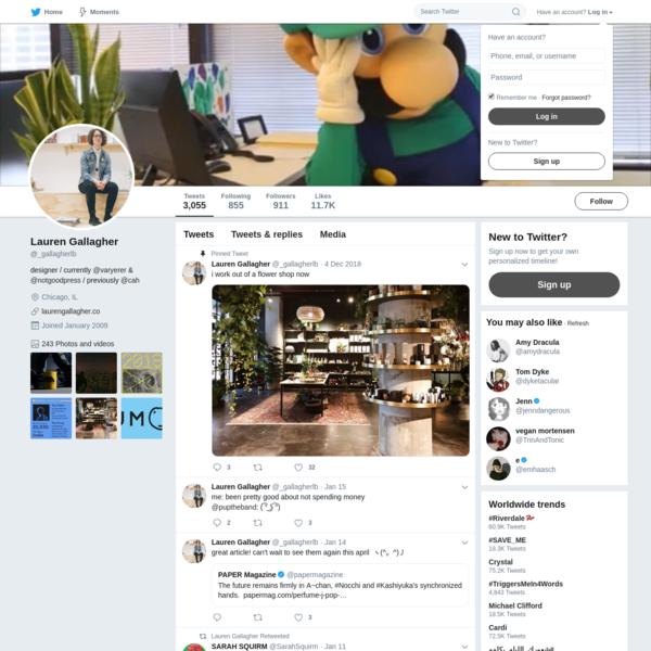 LG - Twitter