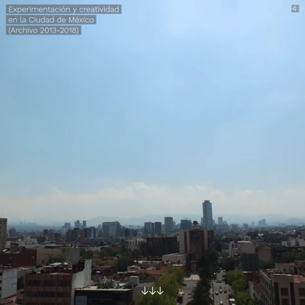 LabCDMX - Laboratorio para la Ciudad de México