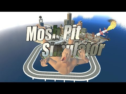 Mosh Pit Simulator Actual Trailer