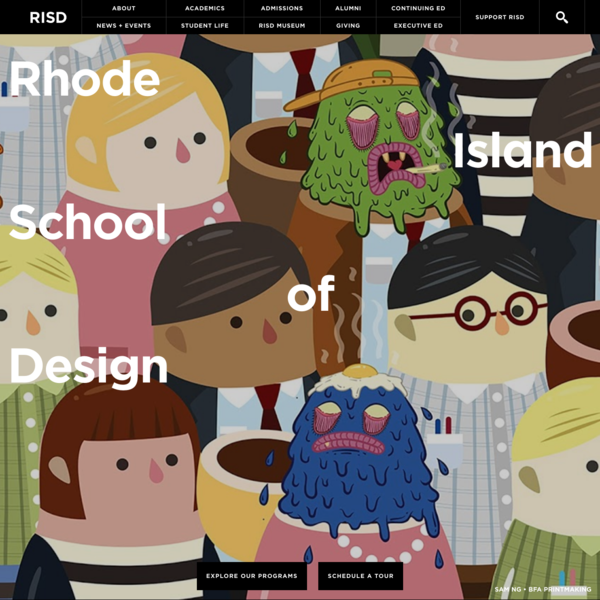 Rhode Island School of Design | RISD