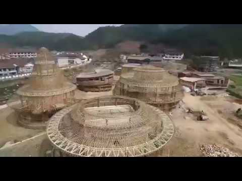 International Bamboo Architecture Biennale China (Longquan)