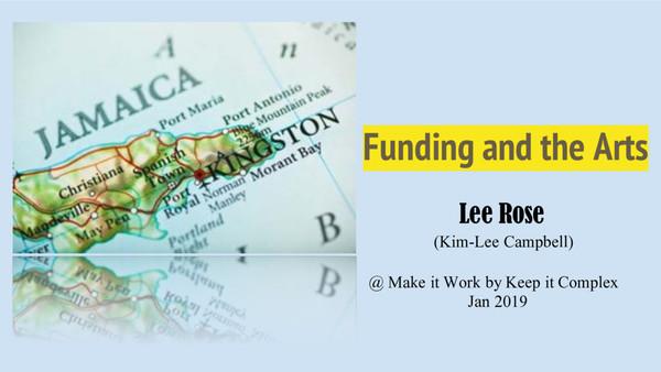 Make It Work Presentation – Kim-Lee Campbell