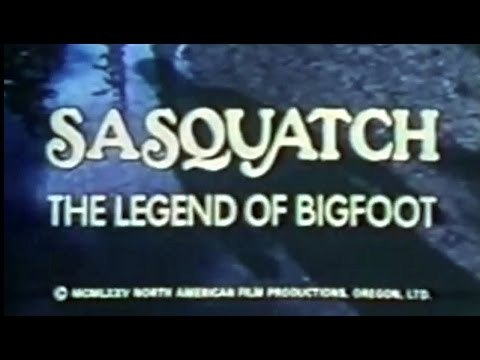 Sasquatch The Legend of Bigfoot (1977)
