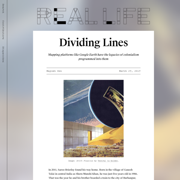 Dividing Lines - Real Life