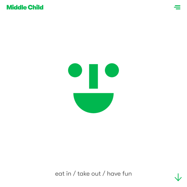 Middle Child - Breakfast, Lunch, Etc.