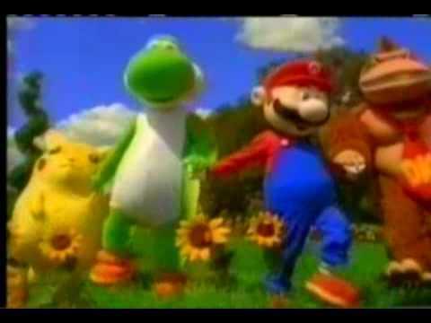 Super Smash Bros Commercial (N64)