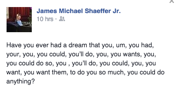James Michael Shaeffer Jr.
