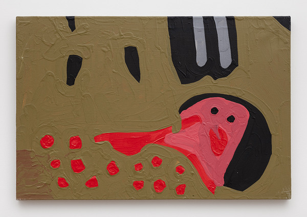 Marlon Mullen, untitled (Kusama), unknown date