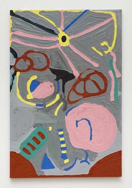 Marlon Mullen, untitled (Nancy Graves), 2014