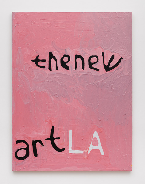 Marlon Mullen, untitled (the new art LA), 2013