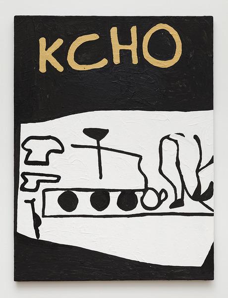 Marlon Mullen, untitled (KCHO), 2014