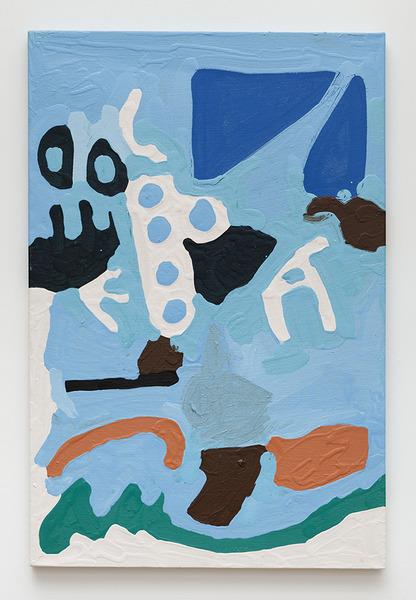 Marlon Mullen, untitled (Hans van de Bovenkamp), 2014