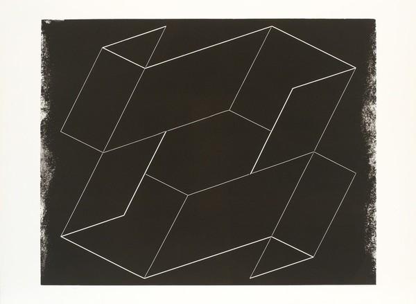 Josef Albers - Interlinear k 50 - 1962